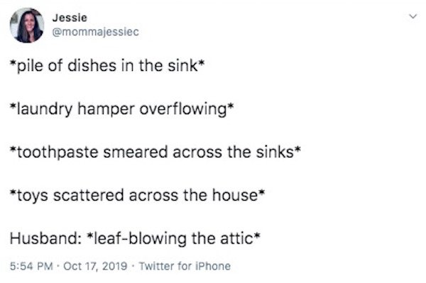 Marriage Tweets About Cleaning (27 pics)