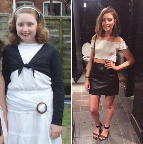 Women Show Off Their Transformations (24 pics)