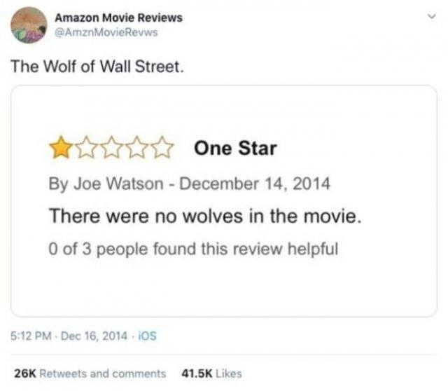 Bad Movie Reviews (25 pics)
