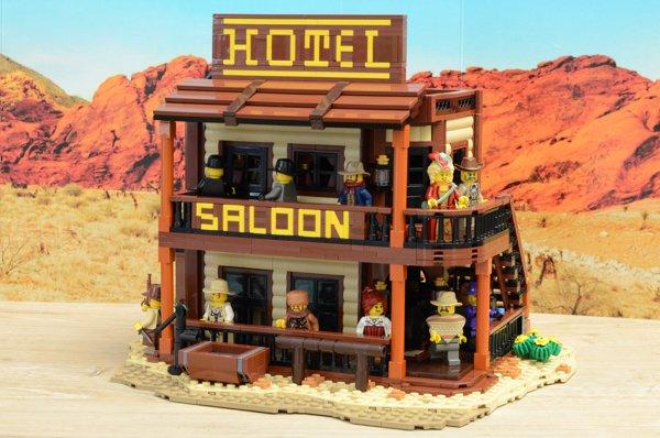 LEGO World (33 pics)