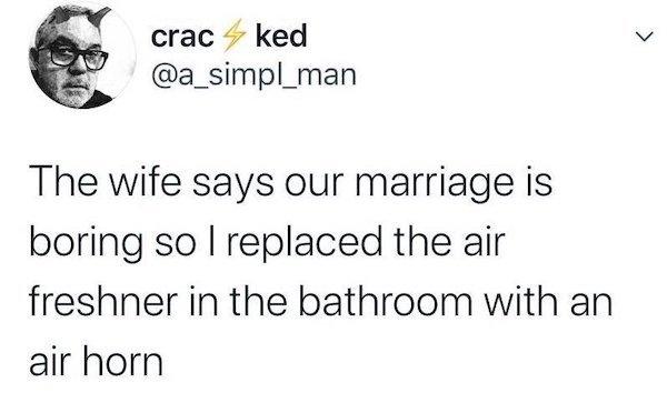 Marriage Tweets (18 pics)