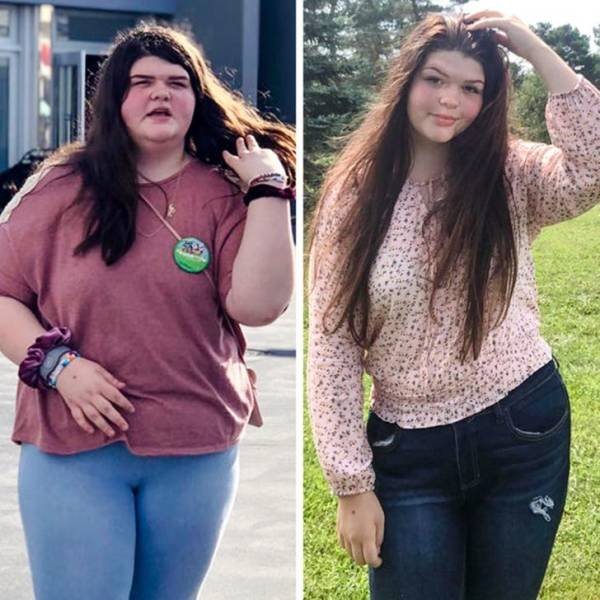 People Show Off Their Transformations (24 pics)