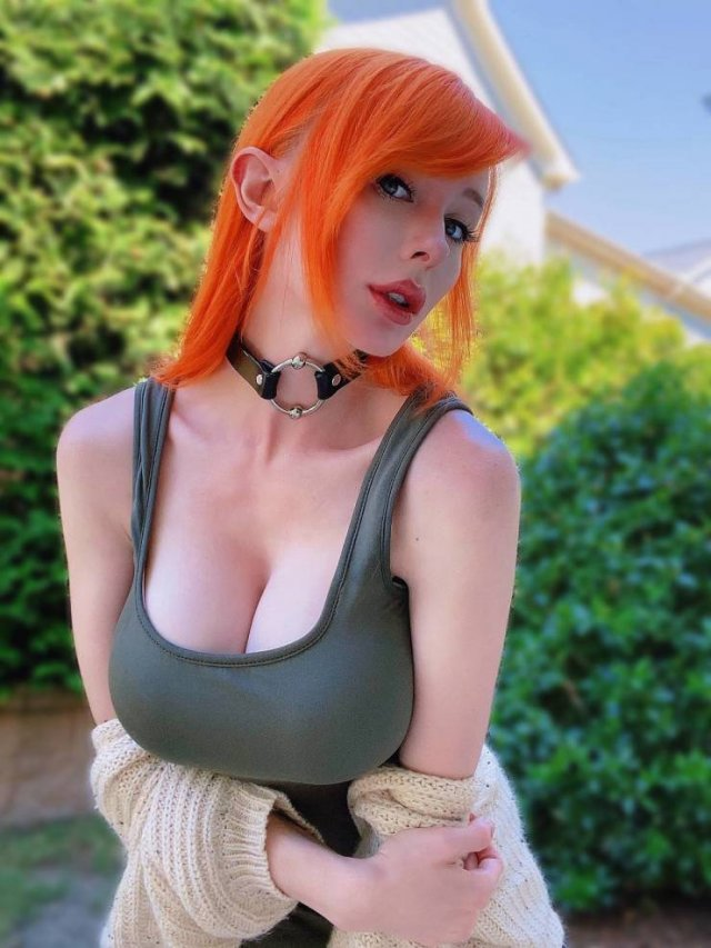 Girls With Dyed Hair (43 pics)