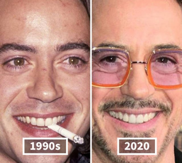 Celebrity Changes (50 pics)