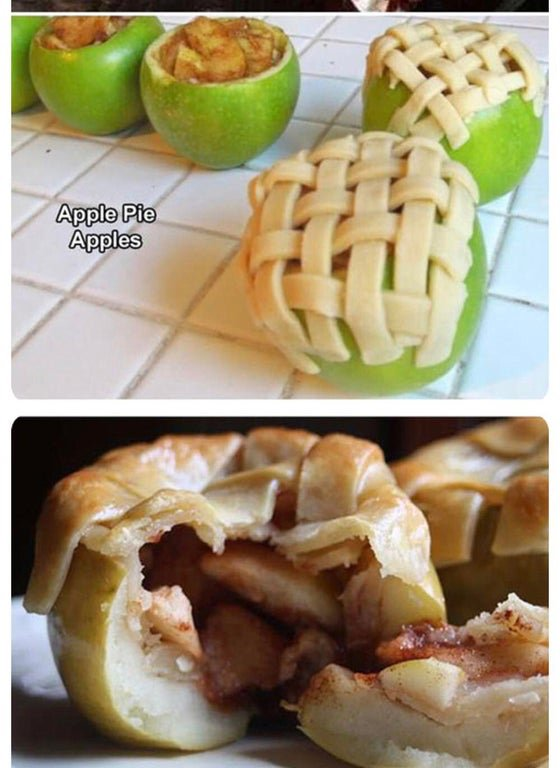 Food Hacks (30 pics)