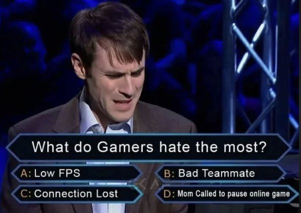 Memes For Gamers (30 pics)