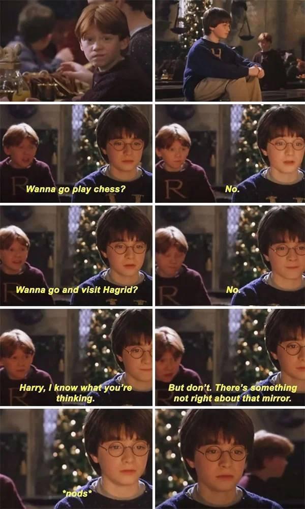 'Harry Potter' Deleted Scenes (28 pics)
