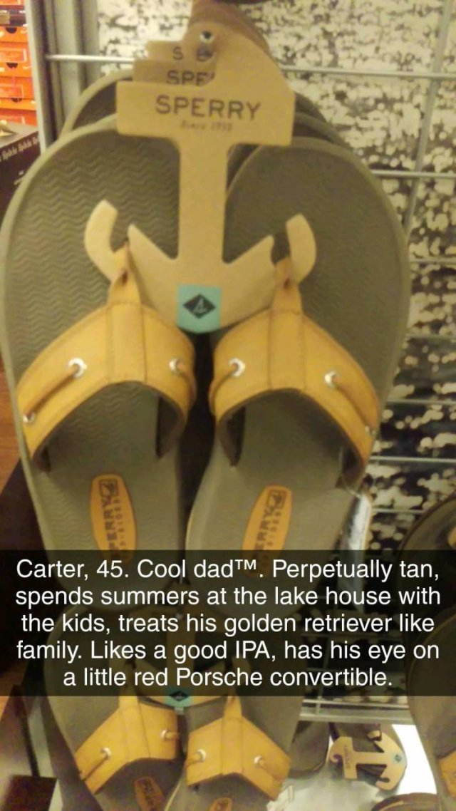 What Shoes Can Tell About It's Owner (30 pics)