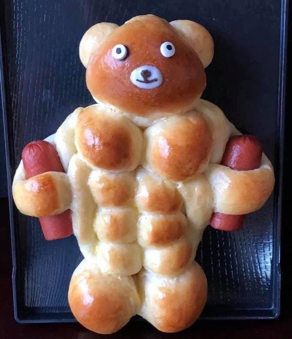 When Food Become Art (35 pics)