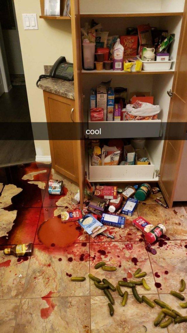 Bad Days Happen (48 pics)