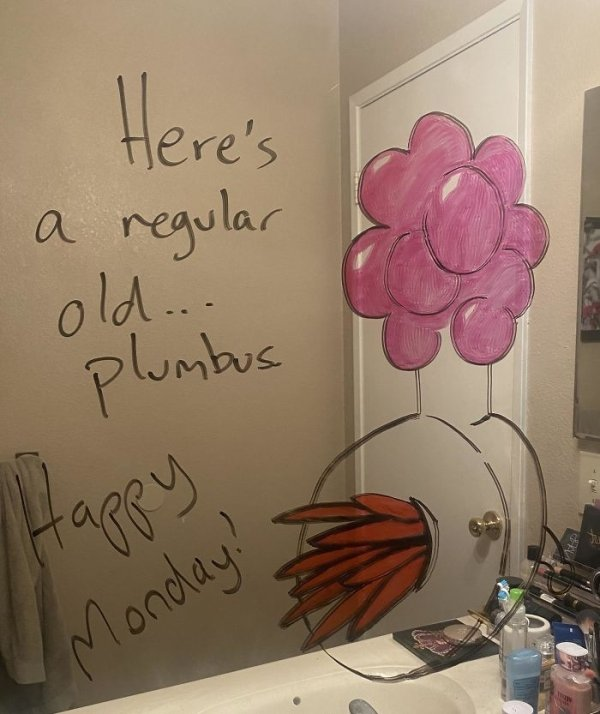 Bathroom Doodles (16 pics)