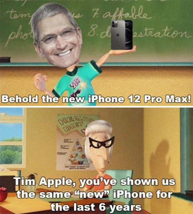 iPhone Release Memes (30 pics)