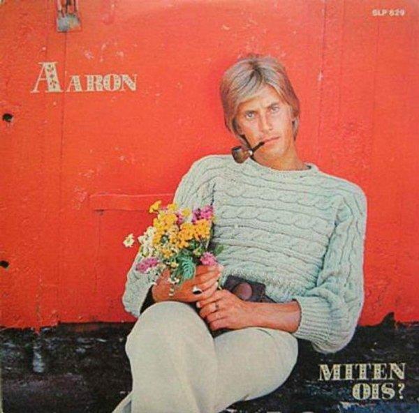 Vintage Music Album Covers (38 pics)
