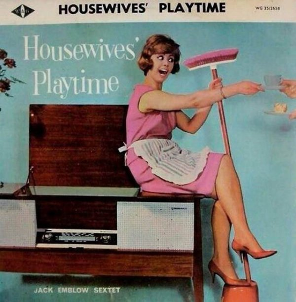 Vintage Music Album Covers (38 pics)