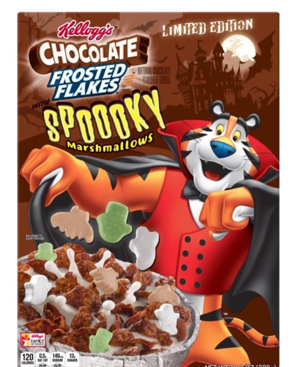 Halloween Cereal (21 pics)