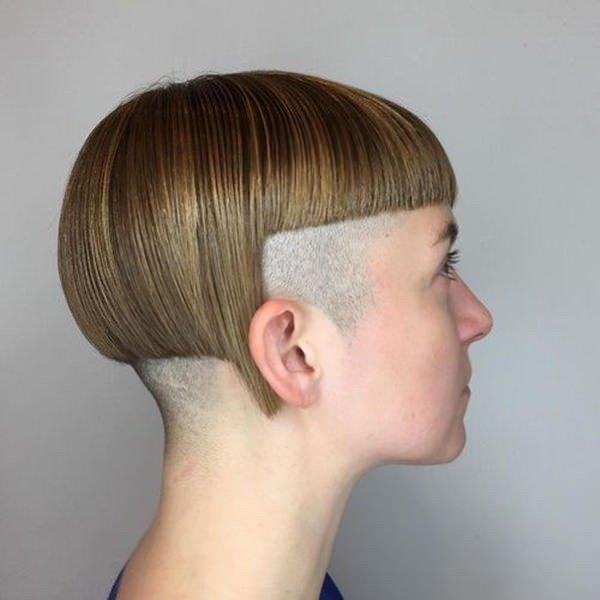 Weird Hairstyles (28 pics)