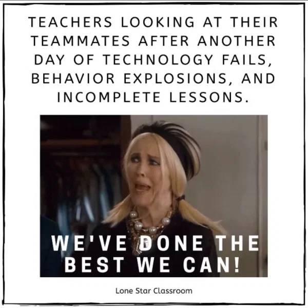 Memes For Teachers (24 pics)