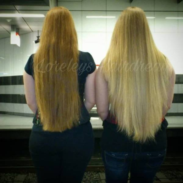This Woman Hasn't Cut Her Hair In 15 Years (18 pics)