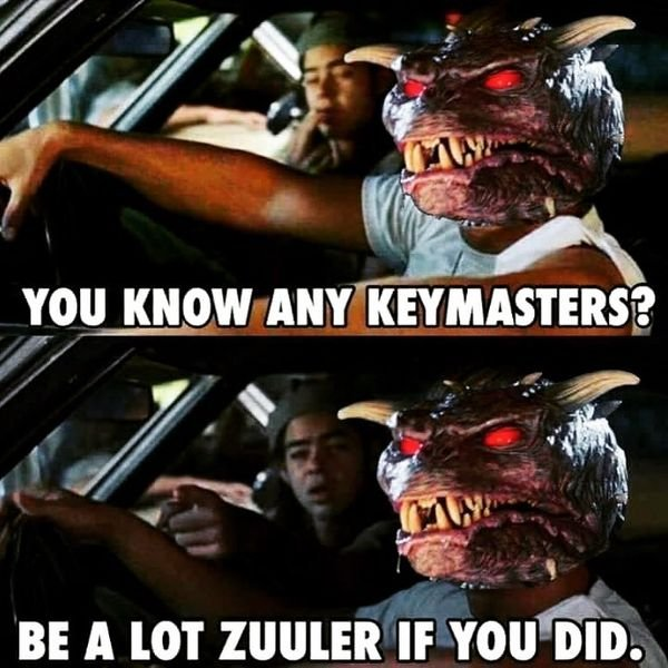 Ghostbusters Memes (23 pics)