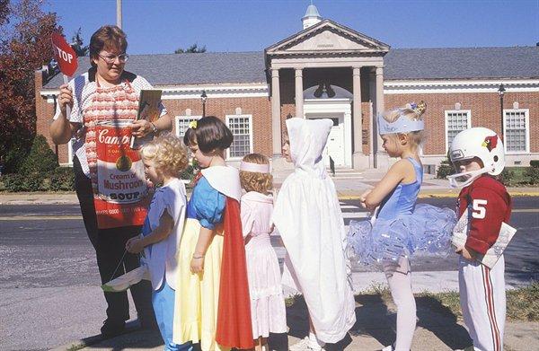 Halloween For Children (22 pics)