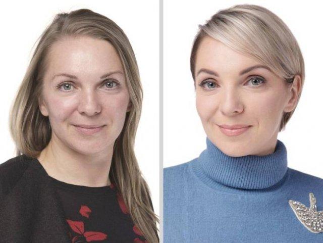 Amazing Women Transformations (40 pics)