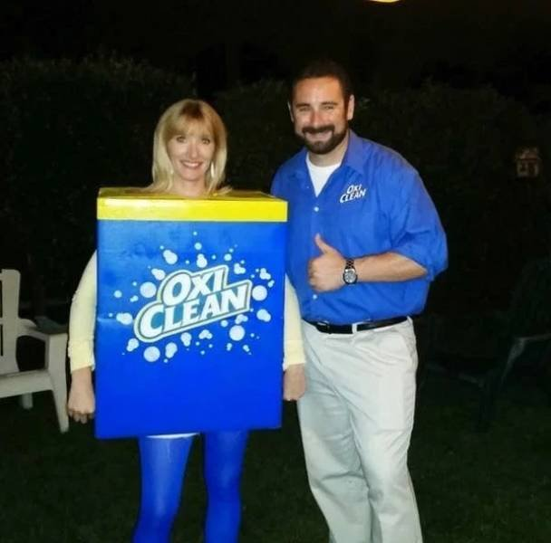Halloween Costumes For Couples (24 pics)