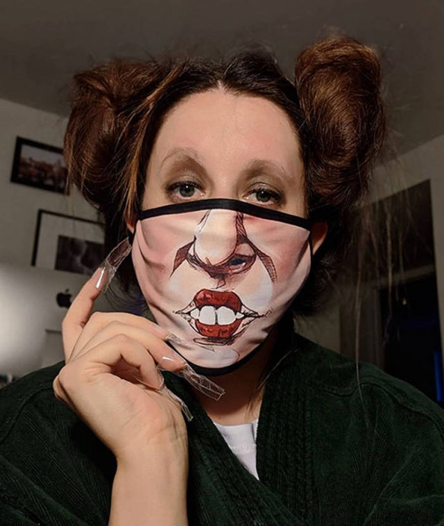 Halloween Protective Masks Ideas (30 pics)