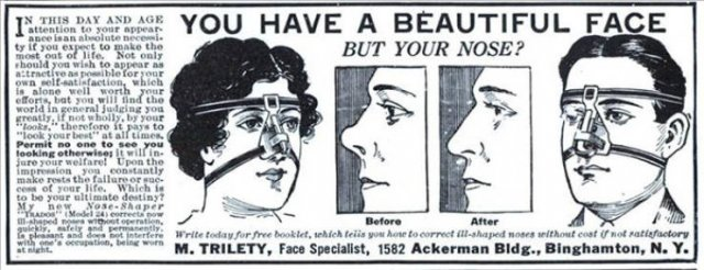 Beauty Gadgets And Services From The Past (27 pics)