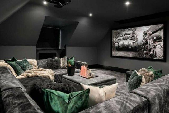 Amazing Home Movie Theaters (30 pics)