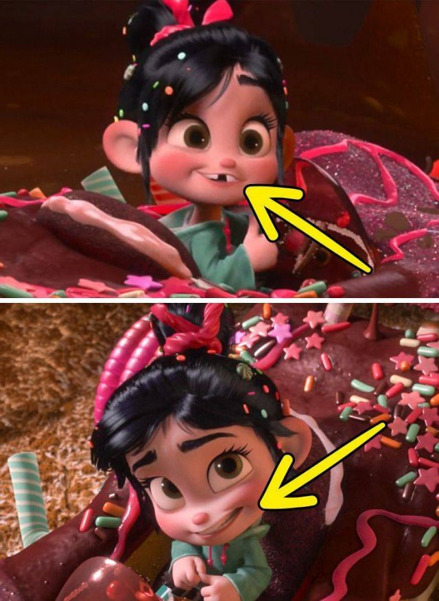 'Pixar' And 'Disney' Movie Mistakes (24 pics)