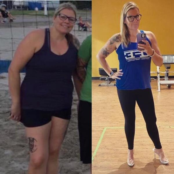 Women Show Off Their Transformations (30 pics)