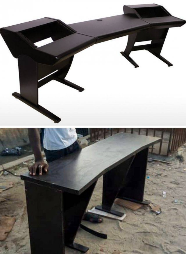 When Furniture Online Buys Went Wrong (19 pics)