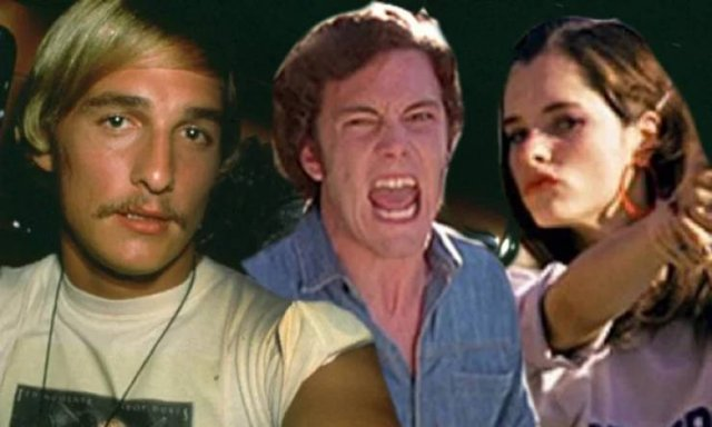 Movie Casts Before Their Fame (22 pics)