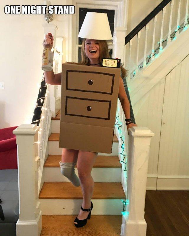 Funny Halloween Costumes (21 pics)