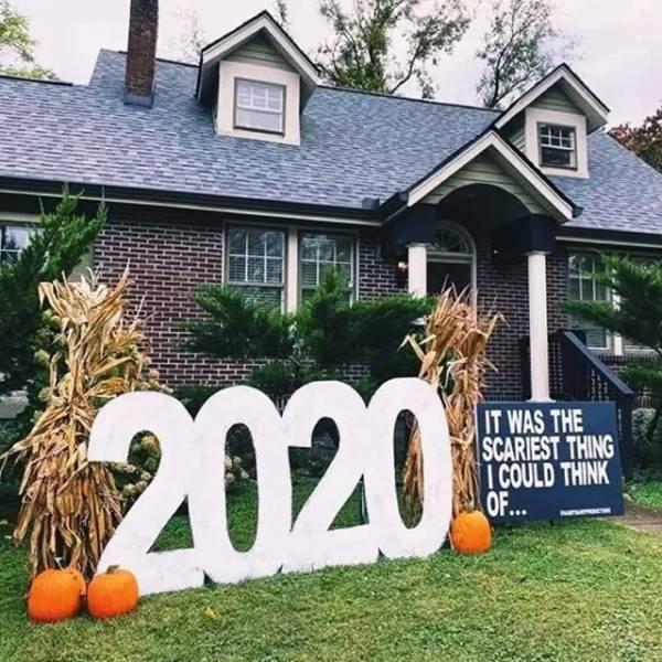 2020 Halloween Decorations (35 pics)