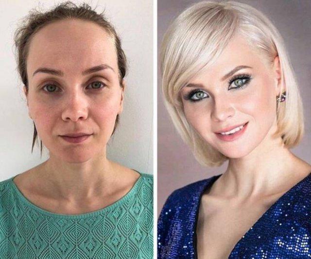 Fantastic Women Transformations (20 pics)
