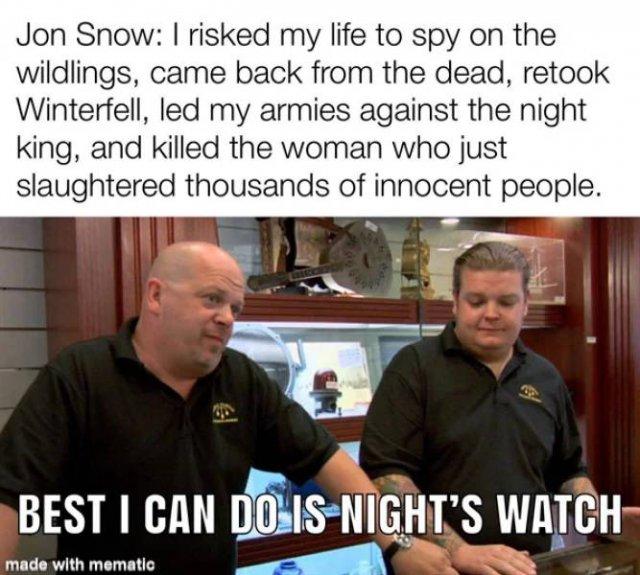 GOT Memes (31 pics)