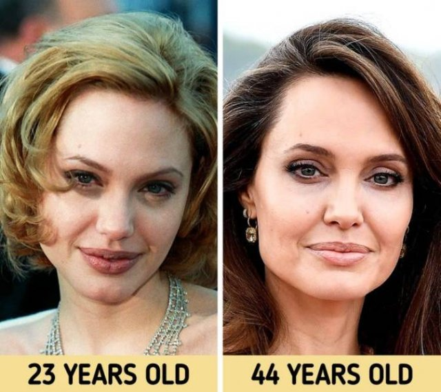 Forever Young Celebrities (22 pics)