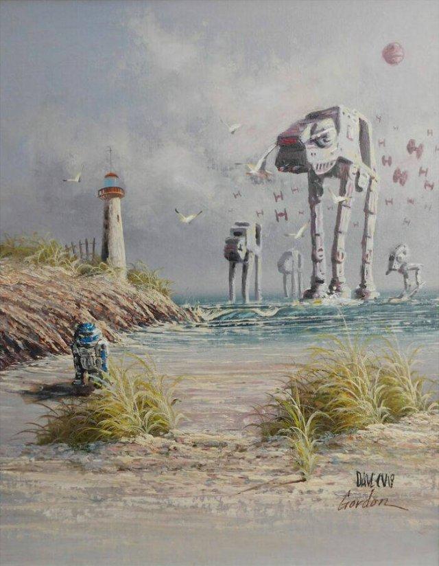 Creative Paintings (41 pics)