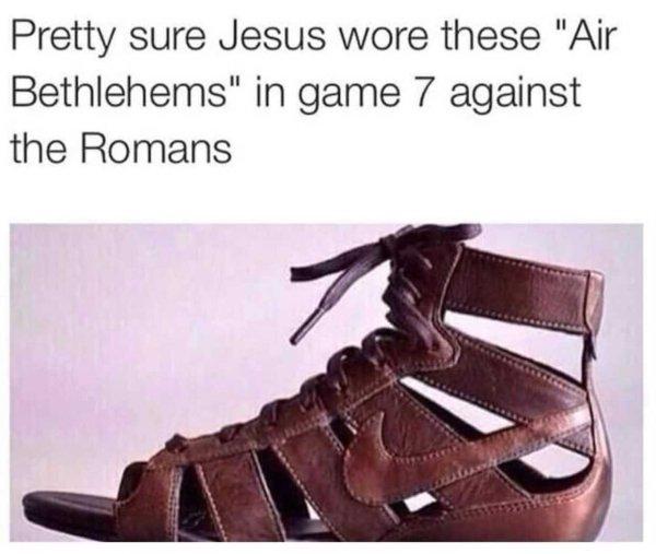 Jesus Memes (31 pics)