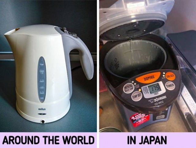 Japan Differs A Lot From Other Countries (12 pics)