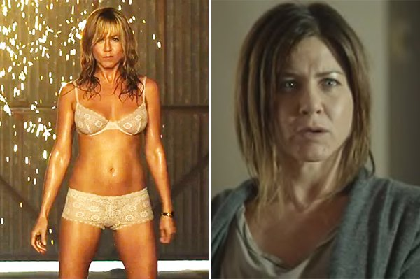 Actresses In Their Hot And Dreadful Roles (19 pics)