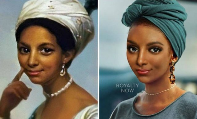 Historical Figures Were Reimagined As Modern People (25 pics)