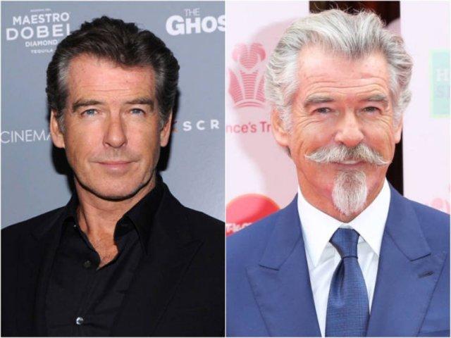 Celebrities: Ten Years Ago And Now (34 pics)