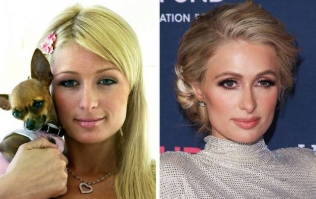 Celebrity Changes From 2000's (18 pics)