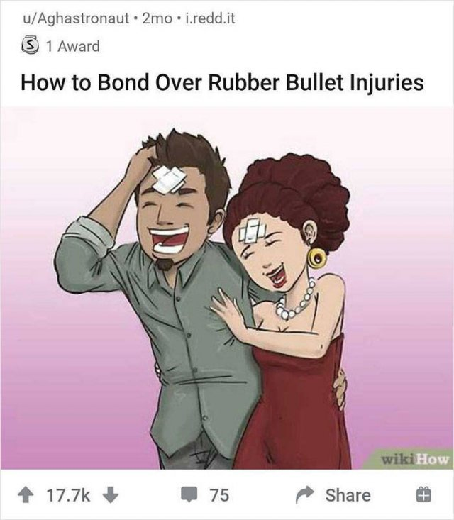 WikiHow Weird Articles (51 pics)