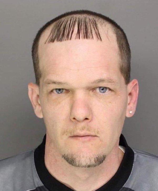 Weird Haircuts (35 pics)