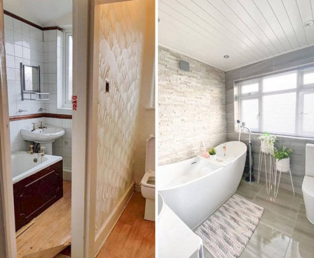 Splendid Transformation Of An Old House Into A Luxury Mansion (30 pics)