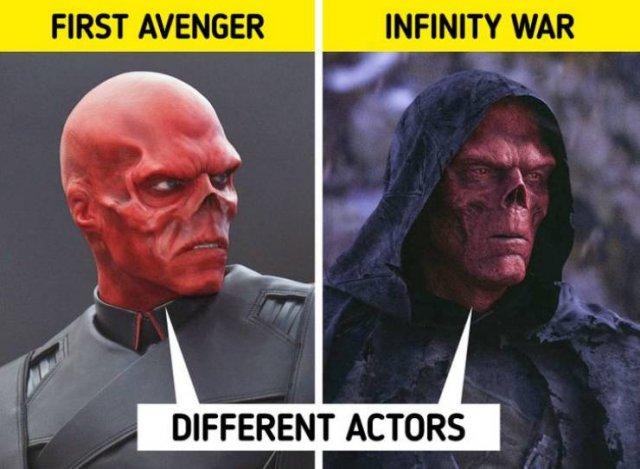 Interesting Movie Facts (11 pics)