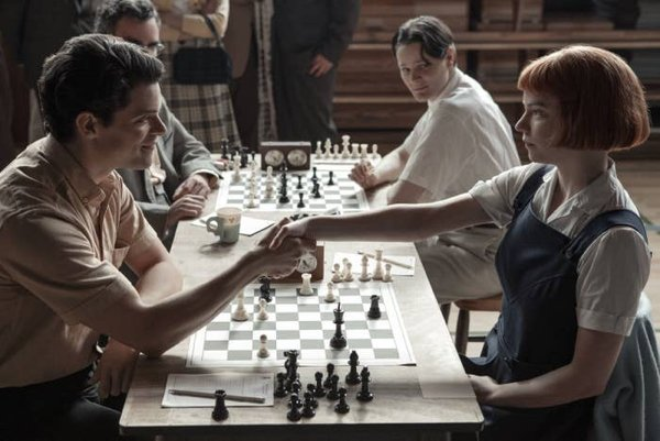 'The Queen's Gambit' Movie Facts (16 pics)